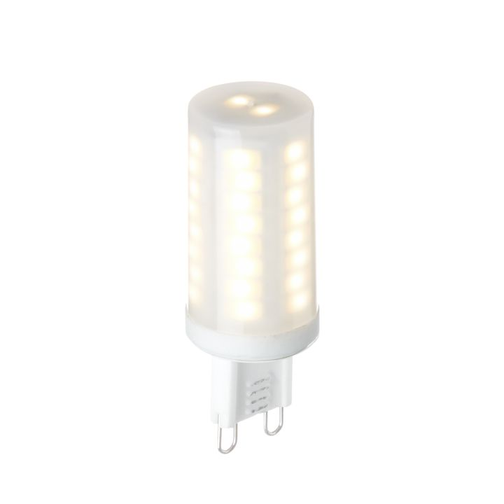 Frosted G9 LED Bulb, Single