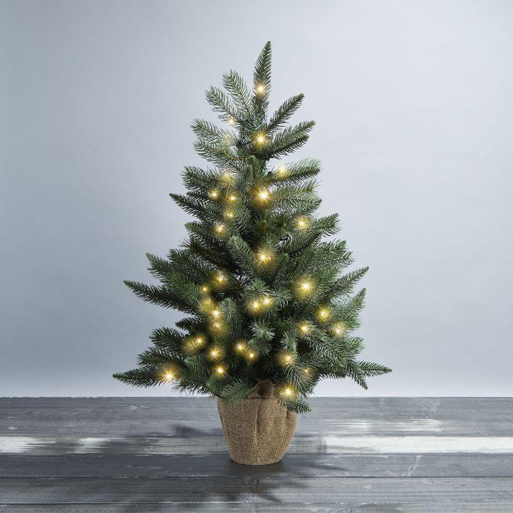 "Telluride Faux Pine Tree, 30"""