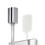 Prospect 2-Light Wall Sconce, Chrome