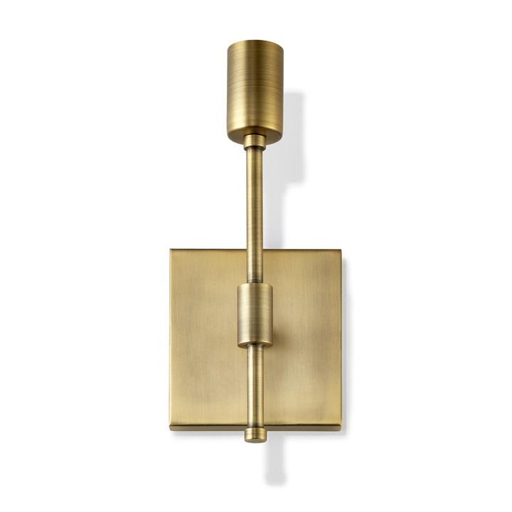 Lights.com | Wall Lights | Wall Sconces | Prospect Wall ... on Aged Brass Wall Sconce id=51683