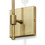 Prospect Wall Sconce, Aged Brass