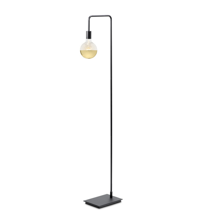 Prospect Floor Lamp, Matte Black by LampLust