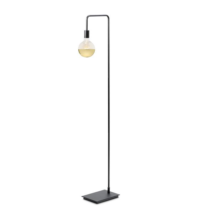 Prospect Floor Lamp, Matte Black