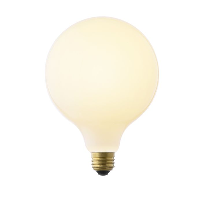 Carlton Frosted LED G40 Bulb (E26), Single