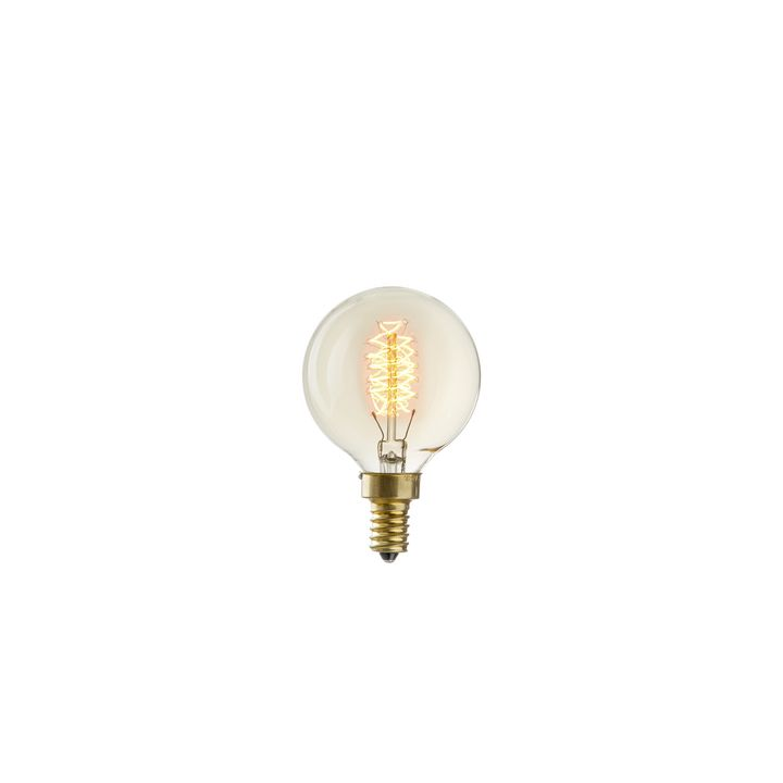 Lights Light Bulbs Edison Baltic G16 5 Vintage Candelabra Bulb E12 Single