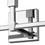 Kingston 3-Light Vanity, Polished Nickel