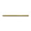 "Supplemental 12"" Rod for Harper 18"" & 24"" Pendants,  Aged Brass"