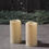 "Idlewild Outdoor 3""x6"" Candles, Set of 2"