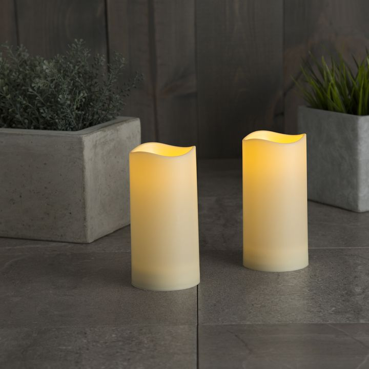 Flameless Candles | LED Candles & Battery Candles | Lights com