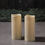 "Idlewild Outdoor 3""x7"" Candles, Set of 2"