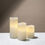 """Signature Candles 4"""" Multipack with remote - 4x6, 4x8, 4x10"""