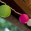 Multicolor Mini Oriental Expandable Plug-in String Lights, Strand of 10